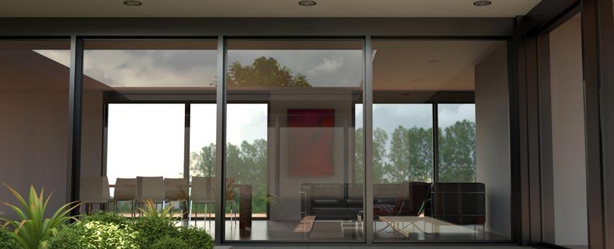 Correderas elevables ventanas technal 91 141 35 36 for Ventanales elevables